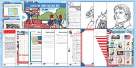 Top 10 Independence Day Activity Pack