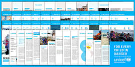Unicef: The Refugee Crisis in Europe Resource Pack