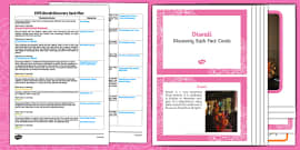 EYFS Diwali Discovery Sack Plan and Resource Pack