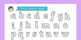 Letter Writing Help Activity Sheets