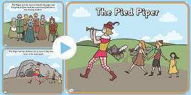 The Pied Piper Story PowerPoint