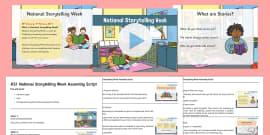 KS1 National Storytelling Week Assembly Pack