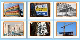 Construction Display Photos
