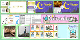 Top 10 Ramadan and Eid Resource Pack