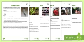 Gardening Club Spring 1 Term  Activity Pack