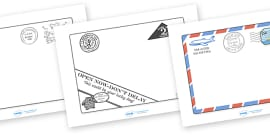 Editable Letters to Support Teaching on The Jolly Postman