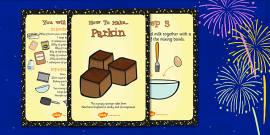 Parkin Recipe Cards