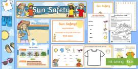 Sun Awareness Week Resource Pack