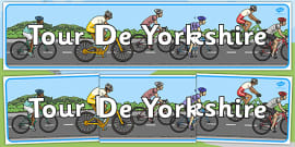 Tour de Yorkshire 2016 Display Banner