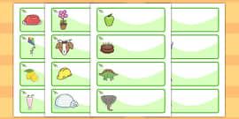 Dinosaur Themed Editable Drawer-Peg-Name Labels
