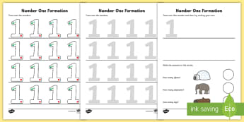 Australian 0-20 Number Formation Activity Sheet - 0 20 Number Formation Worksheets - 0, 20, number, formation, worksheets, number formation, writing,
