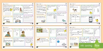 New Zealand Year 4 Spelling, Punctuation and Grammar Set 1 Activity Mats - Literacy, spelling, punctuation, grammar, year 4, New Zealand