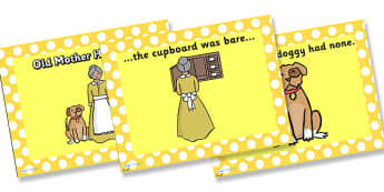 Old Mother Hubbard PowerPoint - old mother hubbard, nursery rhymes, nursery rhyme powerpoint, old mother hubbard nursery rhyme powerpoint, rhyme, song