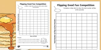 Flipping Good Fun Competition Block Diagram - diagram, block