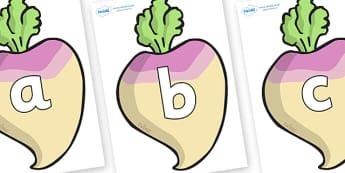 Phoneme Set on Turnips - Phoneme set, phonemes, phoneme, Letters and Sounds, DfES, display, Phase 1, Phase 2, Phase 3, Phase 5, Foundation, Literacy