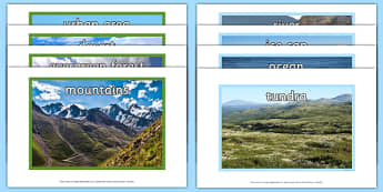 Biodiversity Ecosystems Photo Pack - photo, pack, ecosystem, pictures, display, biodiversity, green schools