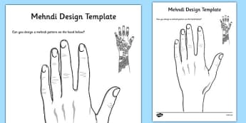 Mehndi Design Template - mehndi, design template, mehndi design, drawing, designing, pattern, decoration, henna, art, diwali, hindu, india, pakistan, nepal, bangladesh, maldives, vedic, tattoo, hands, karva chauth, bhaidooj, teej