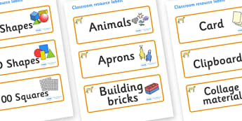 Cheetah Themed Editable Classroom Resource Labels - Themed Label template, Resource Label, Name Labels, Editable Labels, Drawer Labels, KS1 Labels, Foundation Labels, Foundation Stage Labels, Teaching Labels, Resource Labels, Tray Labels, Printable l
