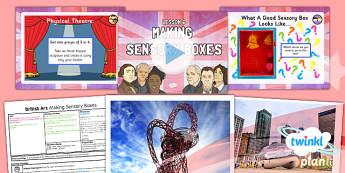 PlanIt - Art LKS2 - British Art Lesson 6: Making Sensory Boxes Lesson Pack