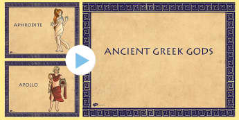 Ancient Greek Names - picture powerpoint, ancient greece, greeks