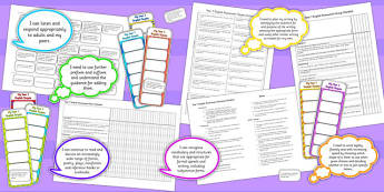 2014 Curriculum UKS2 Years 5 and 6 English Assessment Resource