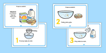 Przepis na naleśniki po polsku - gotowanie, post, tłusty