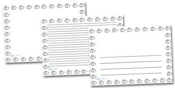 Rabbit Portrait Page Borders- Portrait Page Borders - Page border, border, writing template, writing aid, writing frame, a4 border, template, templates, landscape