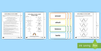 Is It a Noun or Is It a Verb?  Activity Pack - sats, question 38, nouns, verbs, spag, gps, paper 1, word classes, word class, sat, grammar