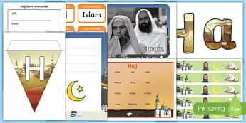 Hajj Resource Pack  -Australia