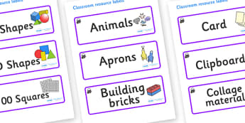 Magical Themed Editable Classroom Resource Labels - Themed Label template, Resource Label, Name Labels, Editable Labels, Drawer Labels, KS1 Labels, Foundation Labels, Foundation Stage Labels, Teaching Labels, Resource Labels, Tray Labels, Printable l