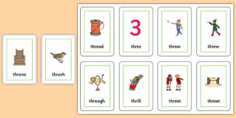 THR Sound Playing Cards - speech sounds, phonology, articulation, speech therapy, cluster reduction