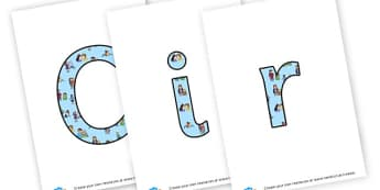 Circle of Friends - display lettering - KS2 Display, PSHE, Friendships and Relationships, KS2 PSHE