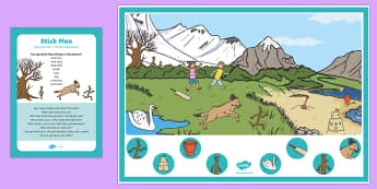 Can you Find...? Poster and Prompt Card Pack