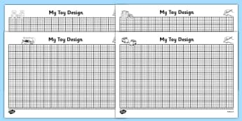 Toy Design Sheets - toy design sheet, sheet, design, my toy design,toys, playing, how to, work sheet, creative, creativity, activity