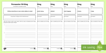 Persuasive Writing Activity Pack - CfE Writing,Persuasive writing,Opinions,Argumentative writing,ENG 2-27a ,LIT 2-29a ,Scottish, persua