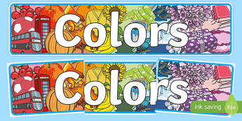 Color Display Banner - usa, america, color, display banner, display, banner