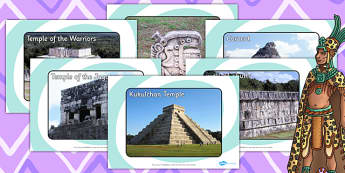Ancient Maya Chichen Itza Display Photos - maya, ancient maya