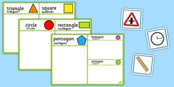 2D Shape Sorting Activity Portuguese Translation - portuguese, 2d shape, sorting, activity, 2d, shape