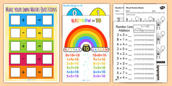Parents Early Years Maths Resource Pack - parents, maths, pack