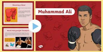 Muhammad Ali PowerPoint