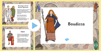 Boudicca Information PowerPoint - boudicca, powerpoint, info