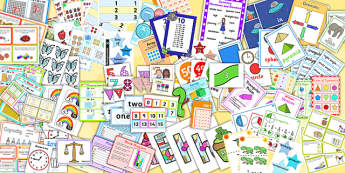 KS1 Maths Display Pack Year 2 - ks1, maths, display pack, year 2