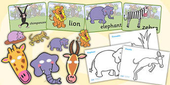 Story Sack Resource Pack to Support Teaching on Rumble in the Jungle - story sack, story books, story book sack, stories, story telling, childrens story books, traditional tales