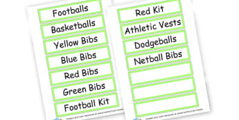 PE Word Cards - PE and Sports Primary Resources, Sports, PE, Physical Education