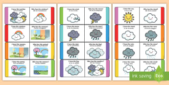 Weather Loop Cards - Weather Loop Cards - weather, loop cards, loop, cards, activity, waether, WHEATHER, wetaher, weaher.