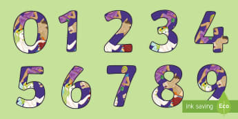 A Midsummer Night's Dream Display Numbers - shakespeare, display, numbers, bottom, oberon