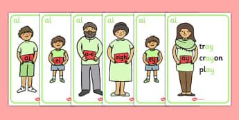 ai Sound Family Member Posters - ai sound, ai sound posters, family member posters, ai family posters, family posters, ai