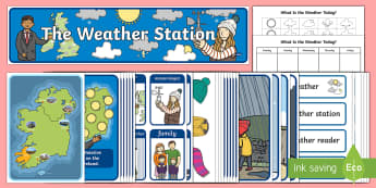 Weather Station Aistear Pack Display Pack