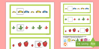 Missing Pattern Cards Activity English/Mandarin Chinese - Missing Pattern Cards Activity - pattern, card, activity, missing, patterms, EAL