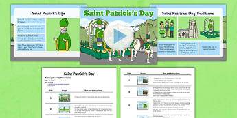 St Patrick's Day Assembly Pack - St Patrick's Day, assembly, pack, assembly pack